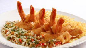 Receita de camarão à grega fácil e deliciosa