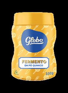 Fermento em pó químico Globo